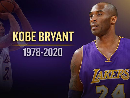 Kobe Bryant's Death Reminds Us All To Prepare