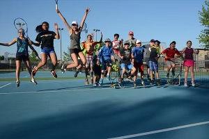 Junior Summer Tennis Camp