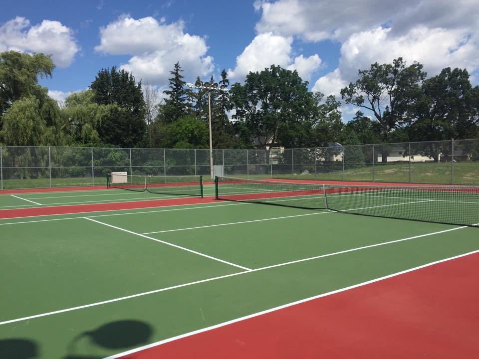 The Oakridge Tennis Club 2021 Open House