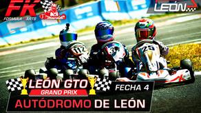 Convocatoria Nacional Fórmula Karts 2021 Fecha 4