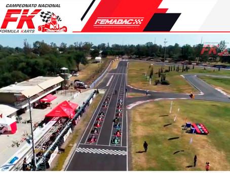 Nota evento Nacional Fórmula Karts 2020 Final