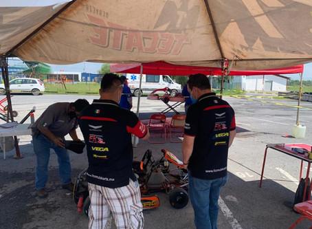 La tecnología de Fórmula Karts en los Estatales by FK
