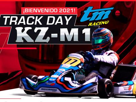 ¡Track day para nuevo motor KZ-M1 en Kartódromo Quéretaro