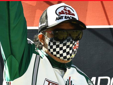 Mauricio Montemayor campeón de X30 Súper Máster