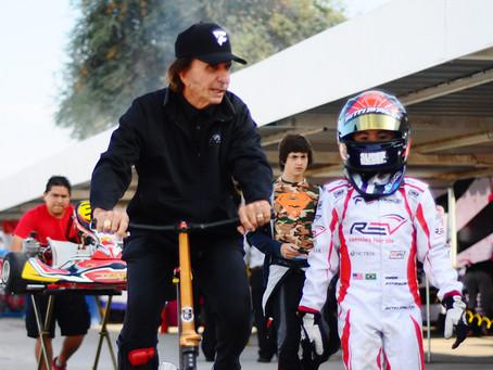 #MomentosFK Emerson Fittipaldi