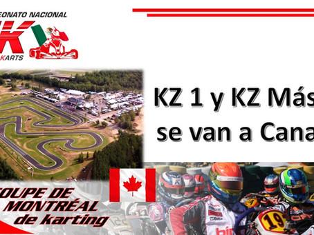¡KZ en Campeonato Nacional de Canadá!