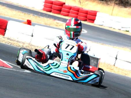 KZ-M1, calidad a raudales en su debut en Fórmula Karts