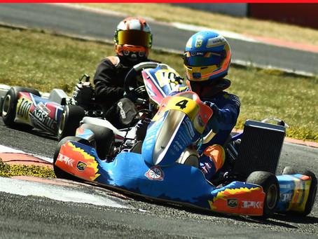 Fernando Soto conquista el campeonato de X30 Junior