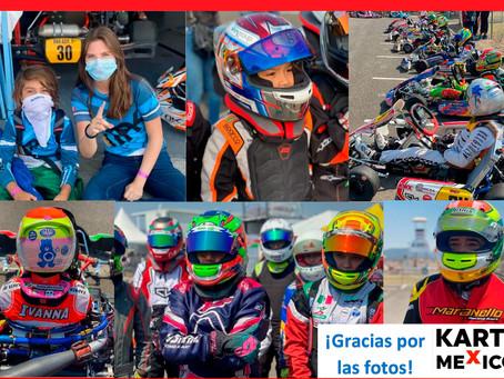 Nota evento Fórmula Karts 2021 Fecha 3