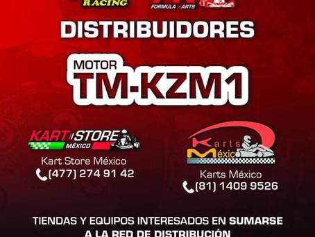 Distribuidores de motor TM KZ-M1
