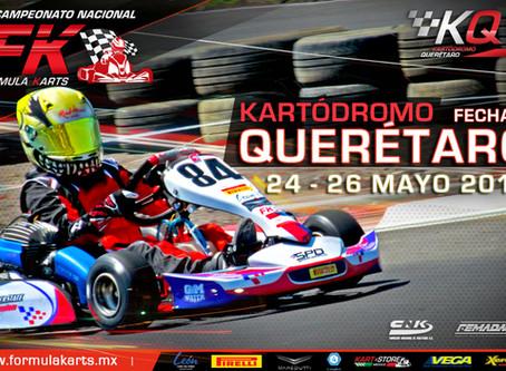 Convocatoria Nacional Fórmula Karts 2019 Fecha 3