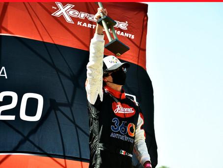 Labastida se proclama campeón de X30 Máster