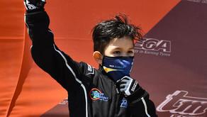 Iker Adrián Álvarez en busca del Campeonato Babys