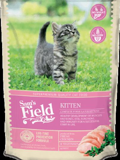 SAM'S FIELD CAT KITTEN 2.5KG