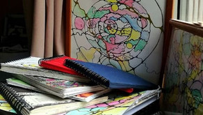 НейроГрафика. Каждый рисунок преображает мою жизнь