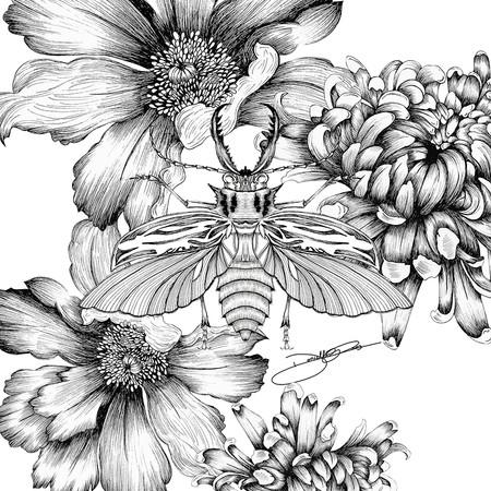 Nanquim Insecta