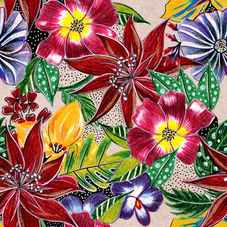 Estampa Floral