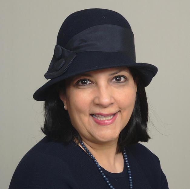 Rabba Dr. Carmella Abraham