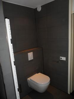 Toilet Black Temple