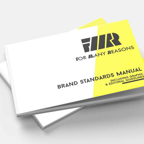 FMR - Brand Guideline