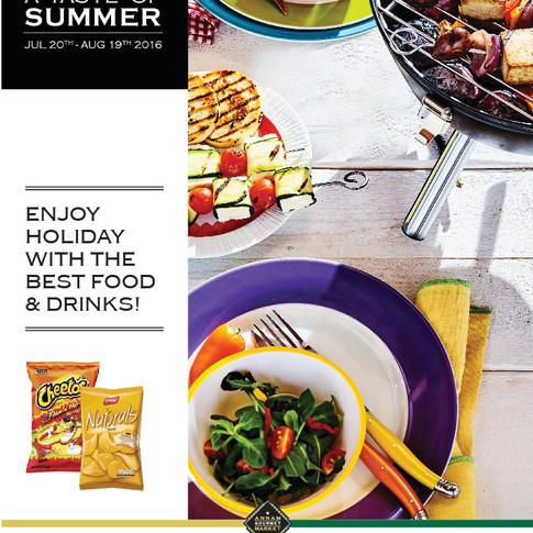 Anam Gourmet catalog