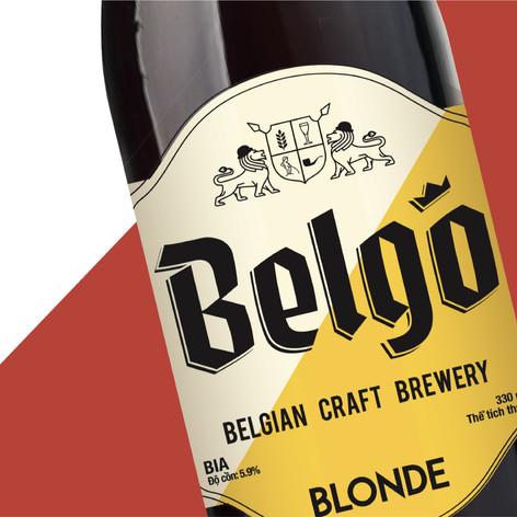Belgo - Packaging design