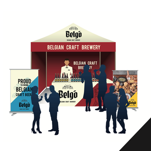 Belgo Booth Design