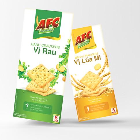 AFC Packaging design