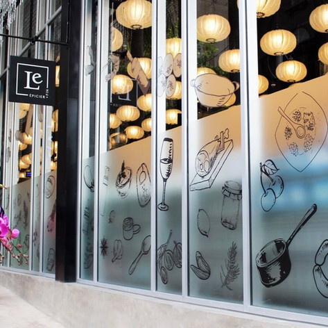 Le square concept store