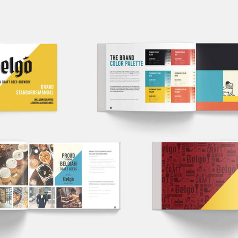 Belgo Brand Book