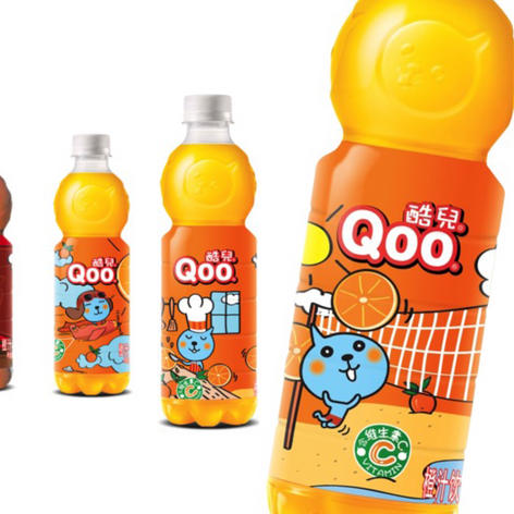 Qoo - Coke