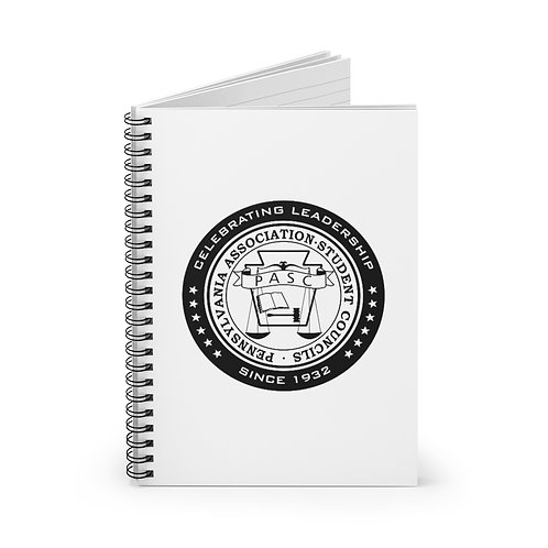 PASC Spiral Notebook - Ruled Line