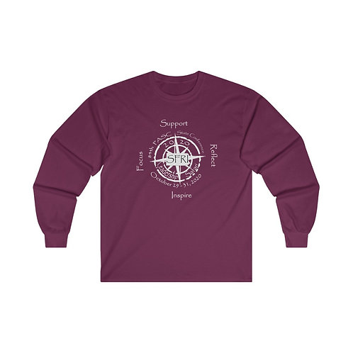 State Conference Ultra Cotton Long Sleeve Tee