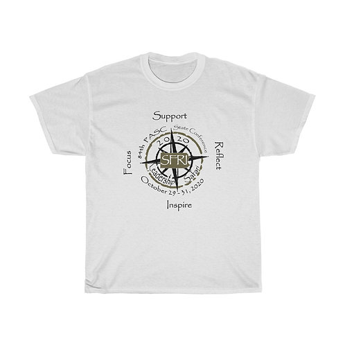 State Conference Unisex Heavy Cotton Tee