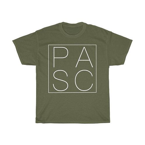 PASC Square Unisex Heavy Cotton Tee