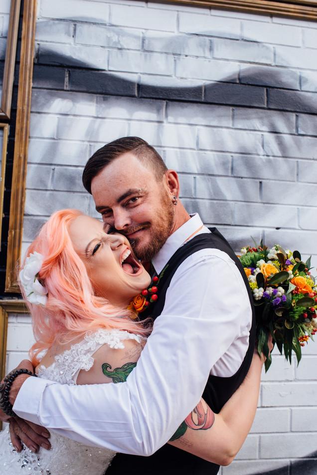 Bobba and Zandra's Wedding