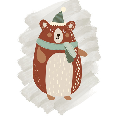 Winter Bear 2