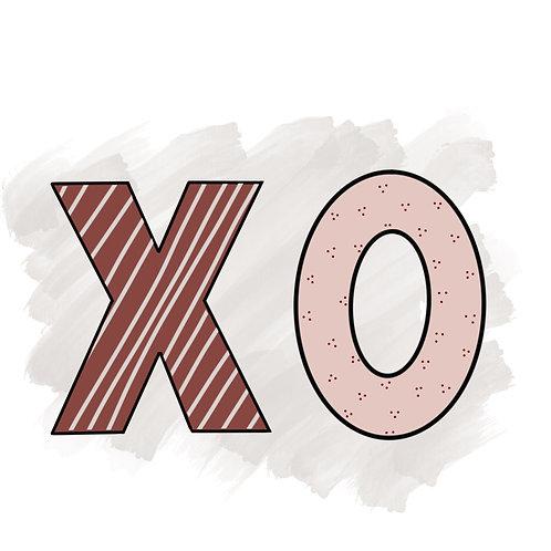 Classic XO Pair