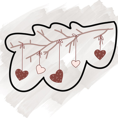 Branch of Hearts