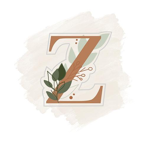Floral Z