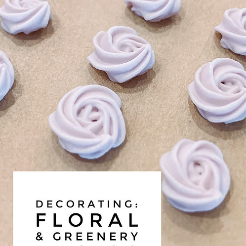 Decorating: Floral and Greenery Basics