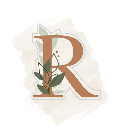 Floral R
