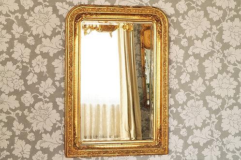 Sehenswert! Antiker Spiegel im perfekten Brocante-Stil