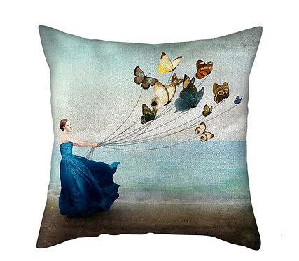 Polster / Kissen im extravaganten Design- Nimm mich mit!