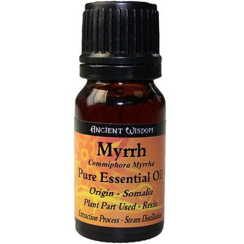 MYRRHE-ÖL - 100 % NATUR! 10 ml ätherisches Öl