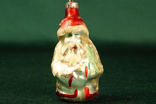 ALTER WEIHNACHTSSCHMUCK!!! Weihnachtsmann ca.6 cm