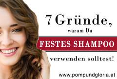 7 Gründe, warum Du auf festes Shampoo umsteigen solltest!