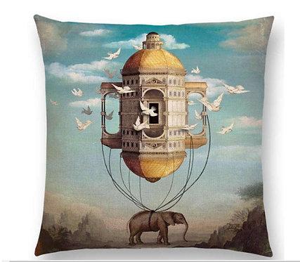 Polster / Kissen im extravaganten Design – Der Elefant