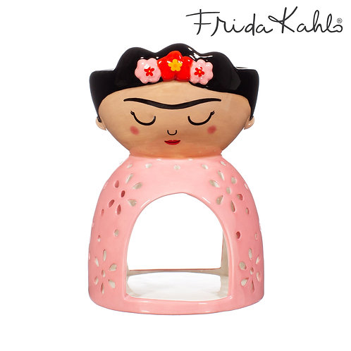It´s FRIDA! Angesagte Frida Kahlo Duftlampe aus Steingut