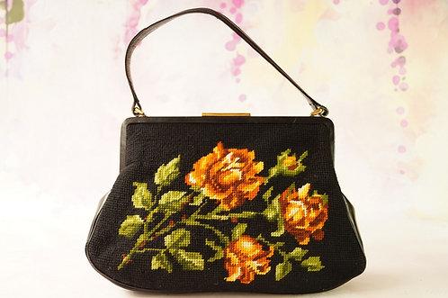 Originale Vintage Gobelin-Tasche – ein beliebter Klassiker